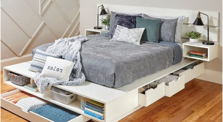 bedroom solutions for small rooms
